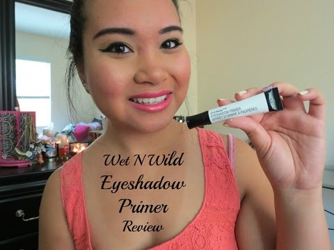 Wet N Wild Eyeshadow Primer Review