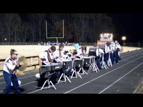 Starmount High School Drum Line