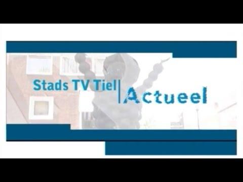 StadsTV Tiel Actueel - Brug over Linge wordt vervangen