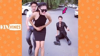 Funny videos 2019 ✦ Funny pranks try not to laugh challenge P51