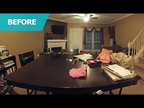 Living Room & Dining Room Ideas – IKEA Home Tour (Episode 205)