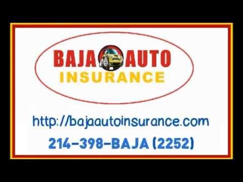 Baja Auto Insurance | Cheap Car Insurance in Texas