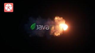 Kinemaster Tutorial - Membuat Video Bumper Cinematic ( Efek Api dan Asap)