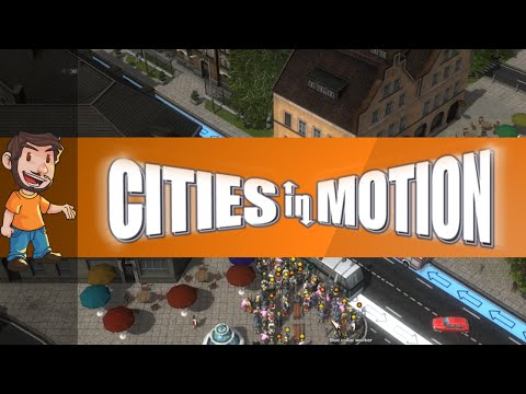 Flabaliki Plays: Cities in Motion
