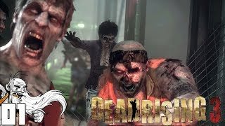 SO MANY FREAKING ZOMBIES!!! - Let