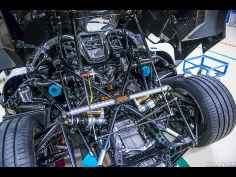 Koenigsegg One Interior >> The 1360HP Heart of the Koenigsegg One:1 - /INSIDE KOENIGSEGG - YouTube