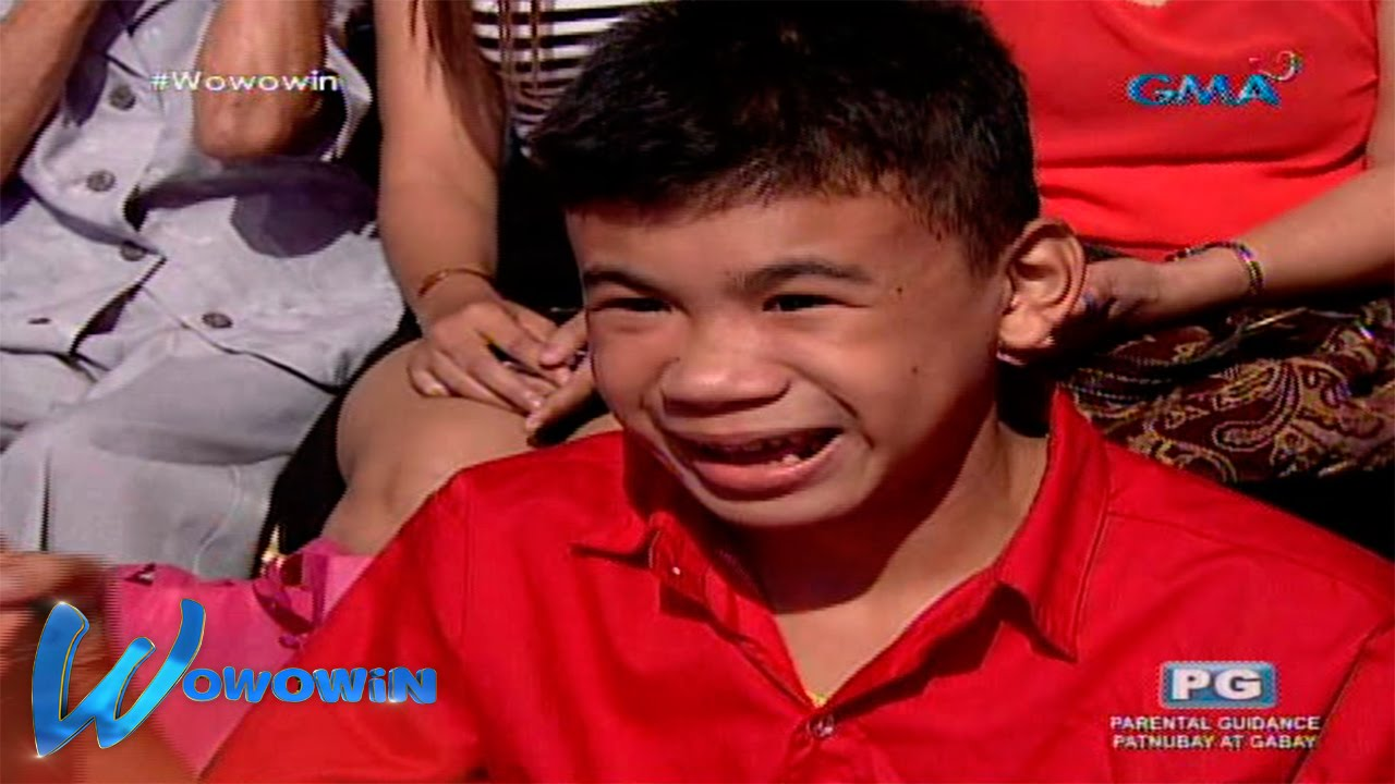Wowowin: Isang special child, na-touch kay Kuya Wil