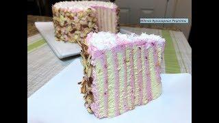 видео Праздничный торт | Рецепты тортов, пошаговое приготовление с фото - Part 8