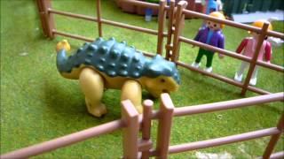 Playmobil Dino Park