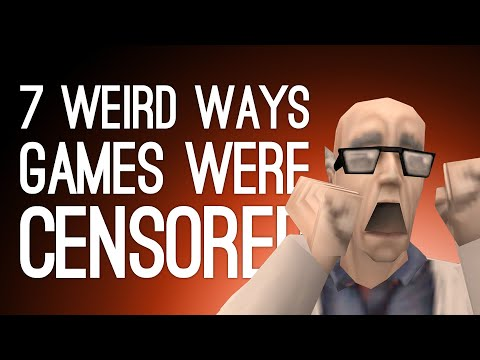 7 Weirdest Ways Games Were Censored