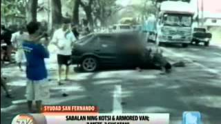 TV Patrol Pampanga - January 26, 2015