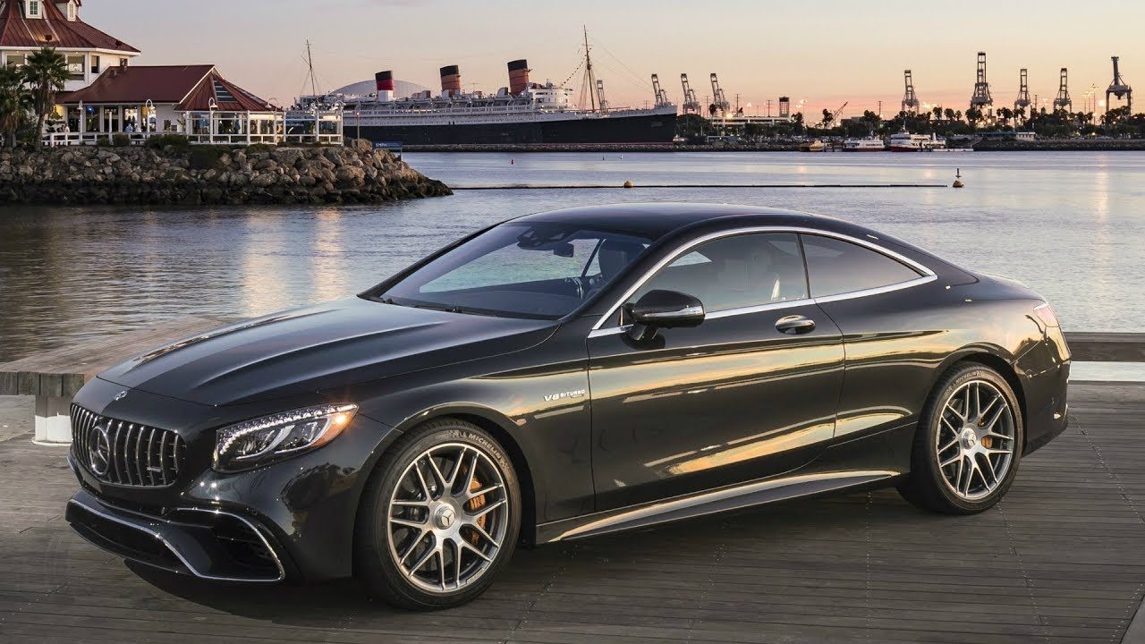 2018 mercedes s63 amg coupe 4matic 612 hp engine sound and design youtube. Black Bedroom Furniture Sets. Home Design Ideas