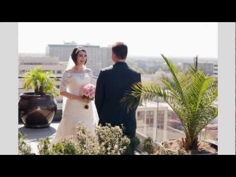 Ryan and Alexis | Sacramento Citizen Hotel and Courtyard D O'ro Wedding