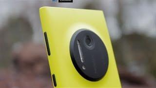Nokia Lumia 1020 , Review en español