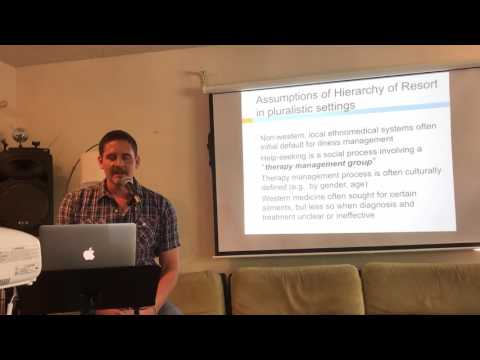 Part 1 -Critical Medical Anthropology