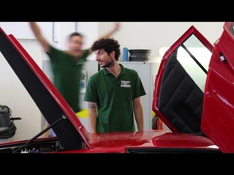Countach Replica v6 Turbo (5° parte) - Davide Cironi Drive Experience