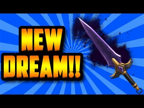 CRAFTING THE VOID!! *BRAND NEW DREAM KNIFE* (ROBLOX ASSASSIN)
