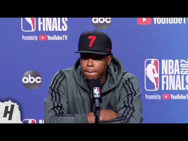 Kyle Lowry Postgame Interview - Game 5 | Warriors vs Raptors | 2019 NBA Finals