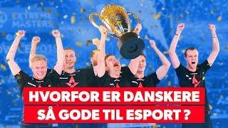 Esport: Derfor er Danmark blandt de bedste