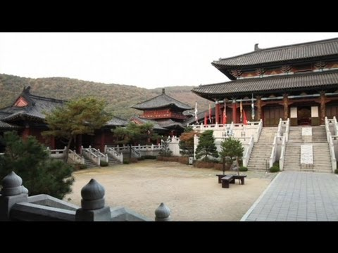 Tang Dynasty of China rebuilt in Korea : Ondal Tourist Complex (온달관광지/온달산성)