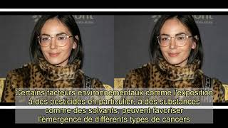 Qu'est-ce qu'un lymphome, le cancer dont souffre Agathe Auproux