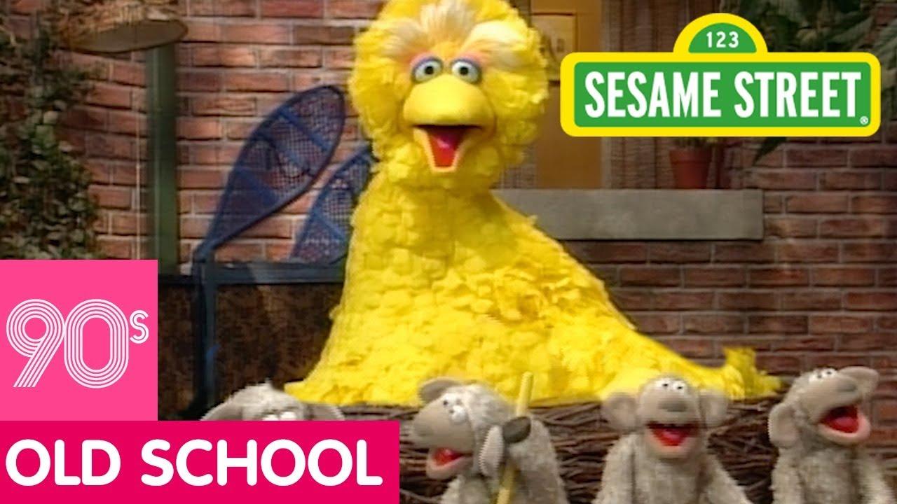 Sesame Street Big Bird Rhymes Throwbackthursday