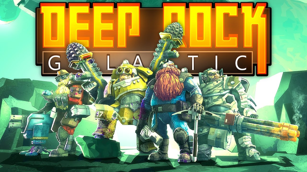 Image result for Deep Rock Galactic