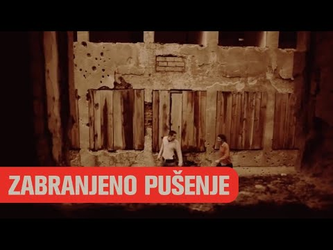 Zabranjeno pušenje - Boško i Admira (spot)