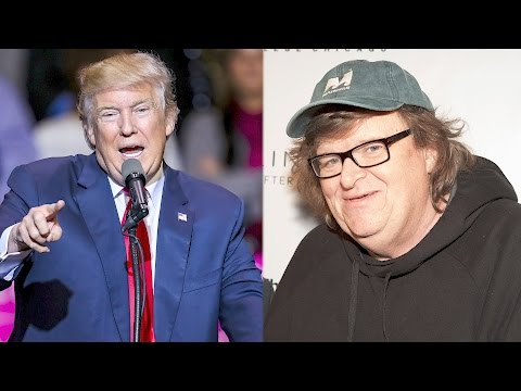 Michael Moore is Making Explosive Donald Trump Documentary | Splash News TV