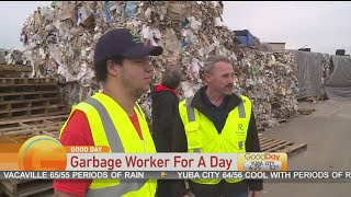 Edward Sanitation Worker
