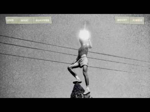 Mount Kimbie - Blue Train Lines (feat. King Krule)