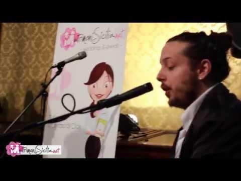 Piano e Voce | Musica Matrimonio Sicilia