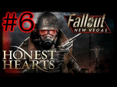 Fallout: New Vegas DLC #6: Honest Hearts Finale |