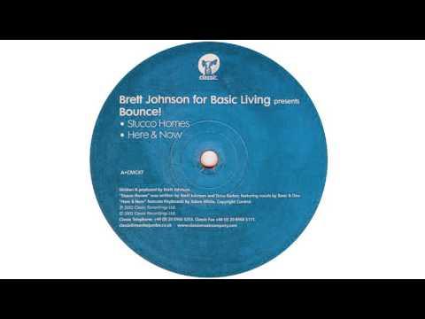 Brett Johnson - Here & Now