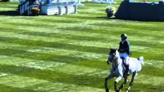 kent Farrington jumping Uceko at Spruce
