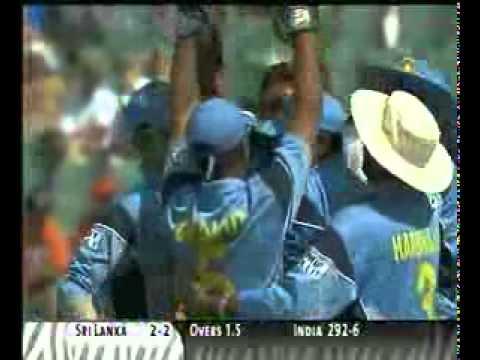 India v Sri Lanka World Cup 03 Highlights