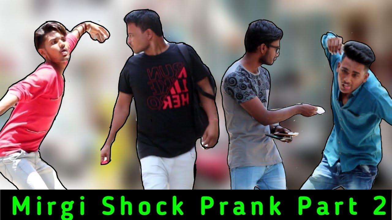 #mirgischockprank #latur #comedyprank Mirgi Shock Prank Part 2    Prank In India   f4u. in