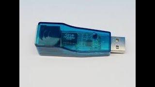Instalando adaptador KY-QF9700/AX88772A & AX88772  w98/2000/vista/w7 32 bits e 64 bits