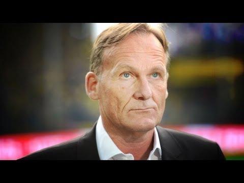BVB-Boss Watzke genervt über Lewandowski-Wechselgerüchte