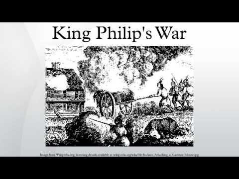 The History of King Philip's War