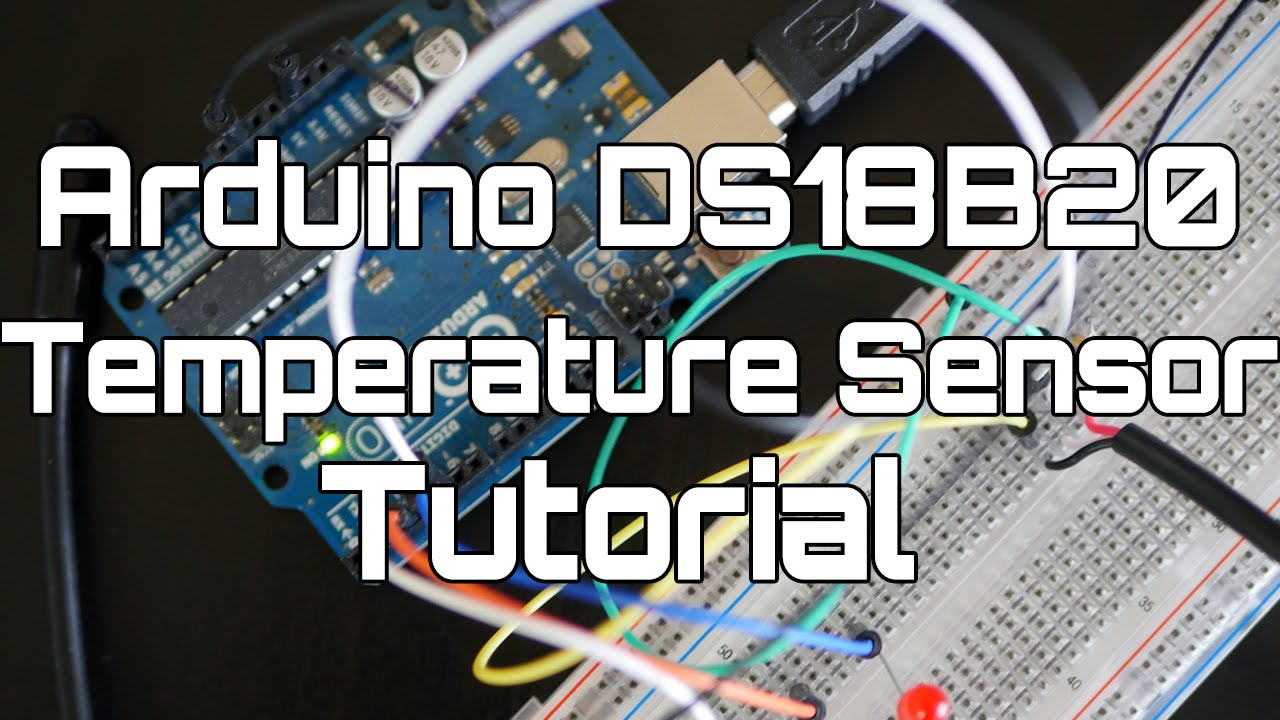 Arduino Ds18b20 Temperature Sensor Tutorial Youtube Electronic Thermometer Of Transistor Other
