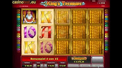 Novoline Kings Treasure online spielen (Novomatic)