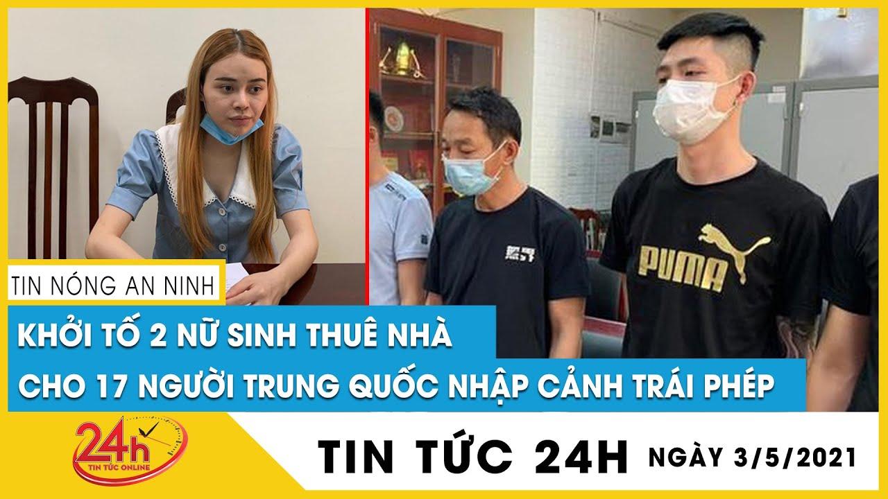 image Cập nhật 2 nữ sinh thuê chung cư cho người Trung Quốc nhập cảnh trái phép sẽ lãnh án phạt nào? TV24h