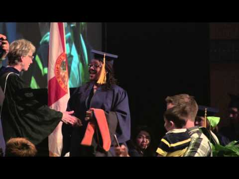 WGU Winter 2015 Commencement, Master's Convocation Ceremony
