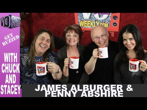 James Alburger and Penny Abshire PT1   Voice Trainers - How To Be ...