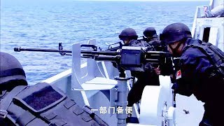 Chinese special soldier VS International pirate!