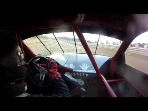 Charleston Speedway Hornet Heat Race 7-22-17