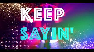 BANANARAMA - STUFF LIKE THAT - OFFICIAL LYRIC VIDEO