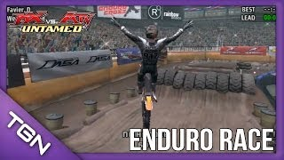 MX vs ATV Untamed || Enduro Race + KTM SX || PS3 - HD
