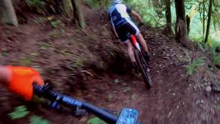 Trail #10 - Slippery Booger (12 hours of Glenridge course preview 2019)